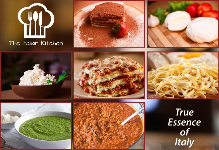 The Italian Food Culture